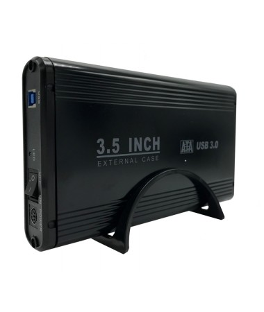 "POWERTECH Case για HDD 3.5"" USB 3.0"
