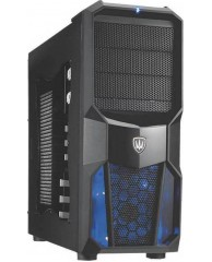 Powertech Gaming Case CP-626 Blue