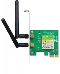 TP-LINK Wireless N PCIe Adapter TL-WN881ND,300Mbps