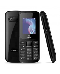 POWERTECH PTM-05, Dual Sim, Multimedia, με φακό, μαύρο