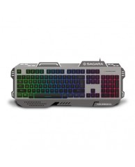 Zeroground SAGARA  Keyboard RGB  KB-2300G