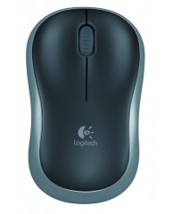LOGITECH Mouse Wireless M185 Grey