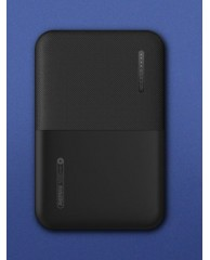 Remax PowerBank RPP-123 5000 mAh 2x Output Black