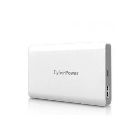 CYBERPOWER Power Bank M5 10000mAh White
