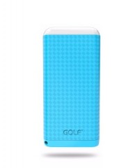 GOLF Power Bank D200 Lighthouse Series 20000mAh, 2x output, Blue