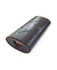 POWERTECH Power Bank Pocket 3000mAh, USB, Micro Input, Black