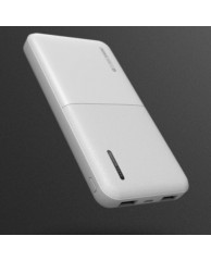 Remax PowerBank RPP-123 5000 mAh 2x Output White