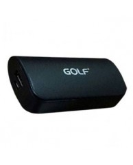 GOLF Power Bank Tiger 210 5200mAh, 1x Output, Black