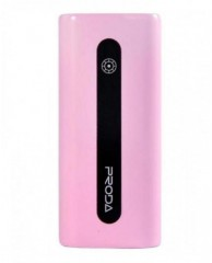 Remax PRODA E5 Power-Bank 5000mAh Pink