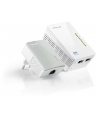 TP-LINK Powerline TL-WPA4220KIT, AV500 WiFi Starter Kit (2 pcs)