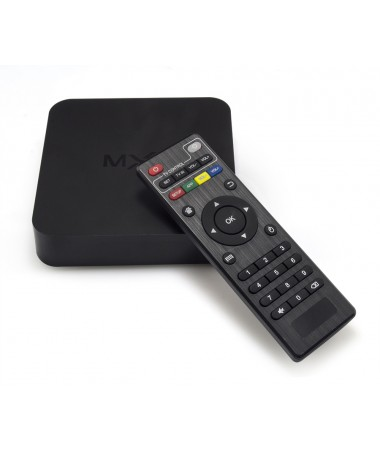 MXQ Android Internet-TV Box