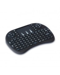 Wireless Mini Keyboard-Touchpad