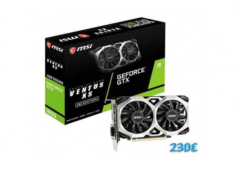 GTX1650-VENTUS