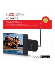 Noozy U2 DVB-T2 TV TUNER Android, microUSB/USB