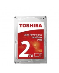 TOSHIBA P300 - High-Performance 3.5'' 2TB