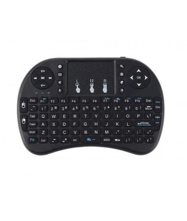 Andowl Ασύρματο Mini Keyboard-Touchpad