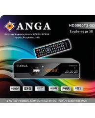Αποκωδικοποιητής ANGA HD5000 3D-T2 High Definition
