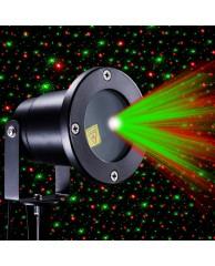 Garden Laser Projector