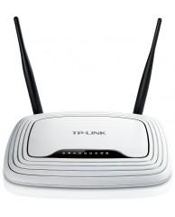 TP-LINK Router TL-WR841N, 4 x LAN, 1 WAN, Wireless N