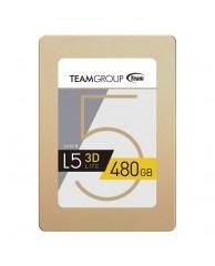 TEAMGROUP SSD L5 Lite 3D T253TD480G3C101, 480GB, SATA III, 2.5'