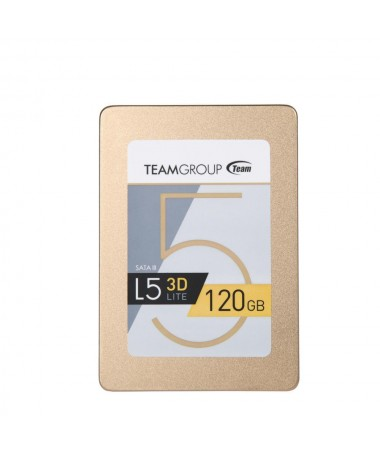 TeamGroup SSD L5 Lite 3D SATA III 2.5'' 120GB
