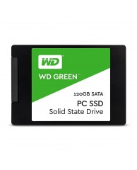 Western Digital SSD 2.5'' SATA III Green 120GB