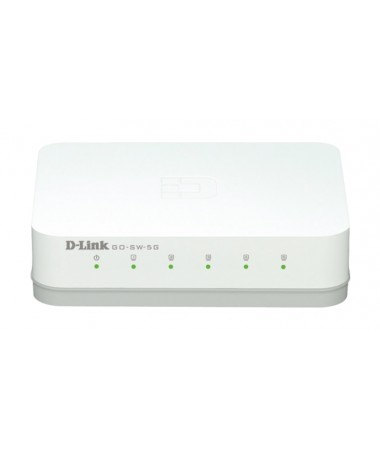DLINK SWITCH GO-SW-5G 10/100/1000 Mbps